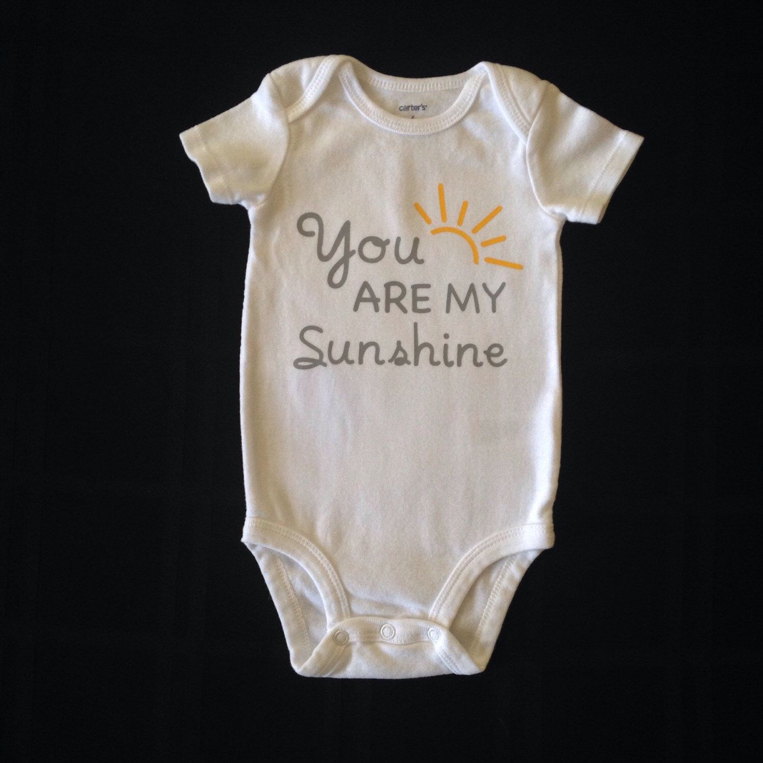 e72587aab You Are My Sunshine | Clothes to Make for Babygirl :-) | Onesies ...