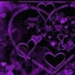 لا شك ان الصين و دول شرق اسيا اغرب دول فى الصناعات و كثير ما نرا Purple Art Purple Love Heart Wallpaper
