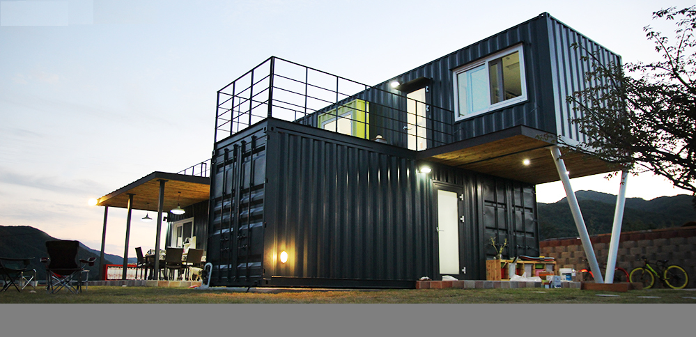 Trak Container House South Korea Container House Plans