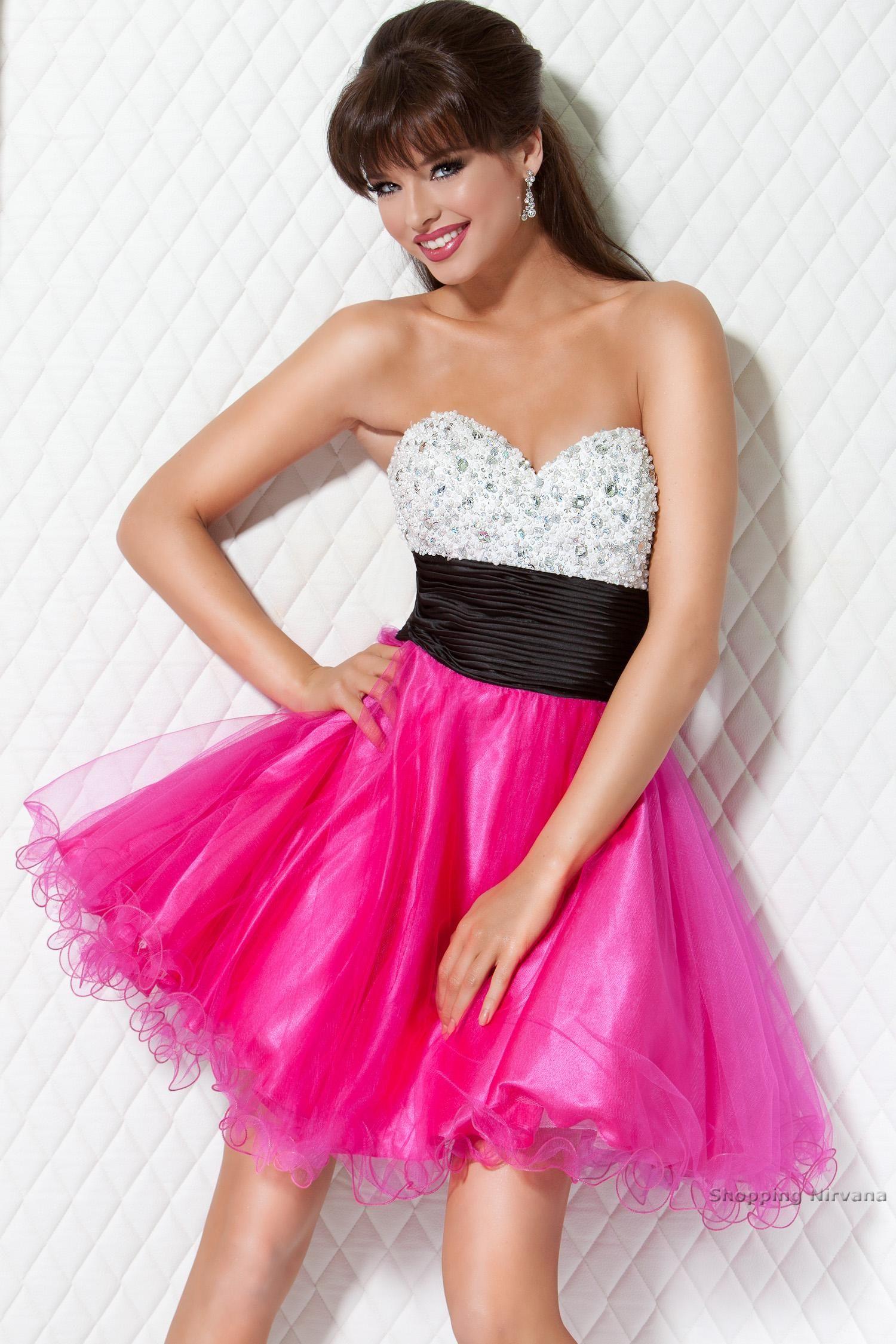 Magnífico Vestidos De Melocotón Para Prom Embellecimiento - Ideas de ...