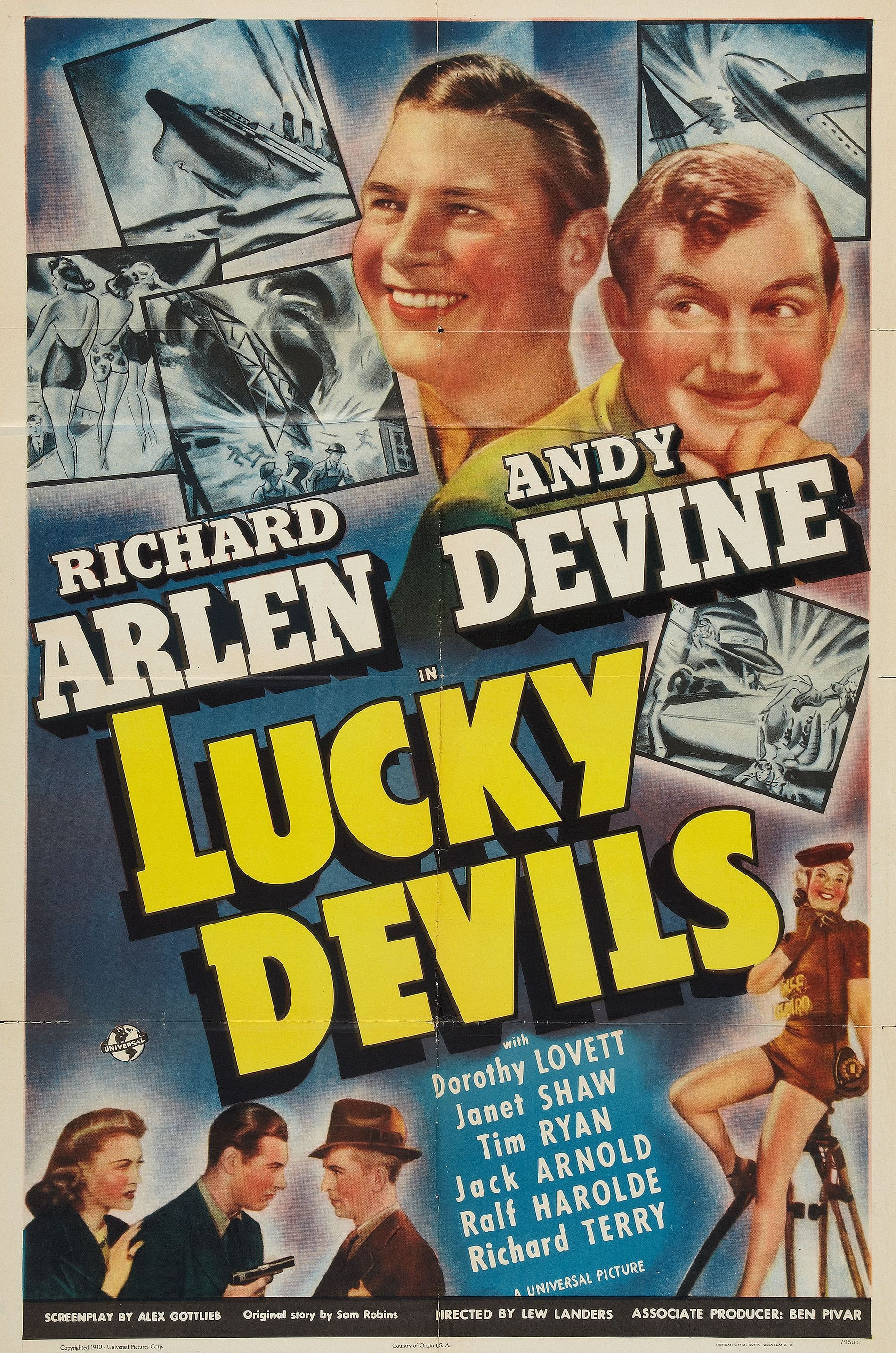 Watch Lucky Devils Full-Movie Streaming