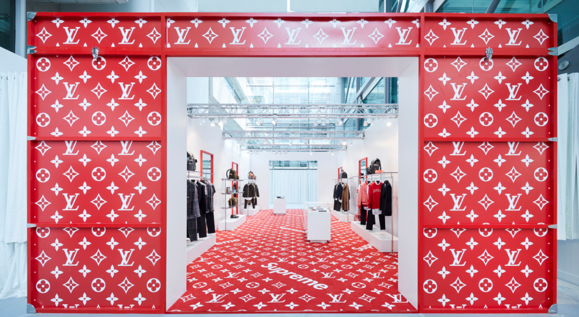 db14ebaf7fc A Supreme x Louis Vuitton London pop-up is opening today | HERO ...