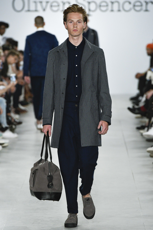 Oliver Spencer Spring 2017 Menswear Fashion Show Men Fashion Show Mens Fashion Inspiration Menswear