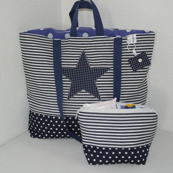 strandtaschen xxl shopper badetasche wasserabweisend ein designerst ck von fareimli. Black Bedroom Furniture Sets. Home Design Ideas