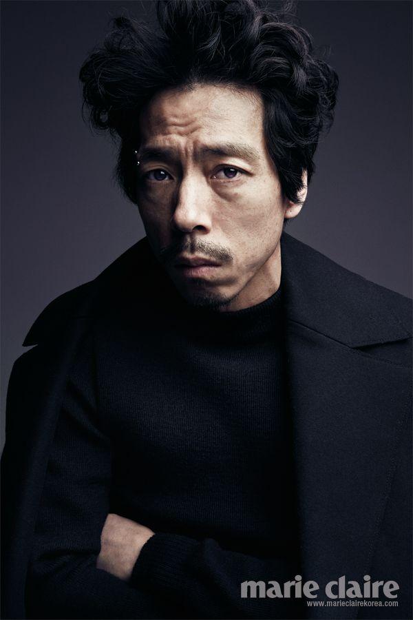 I just love Kim C's face. Marie Claire Korea December 2012
