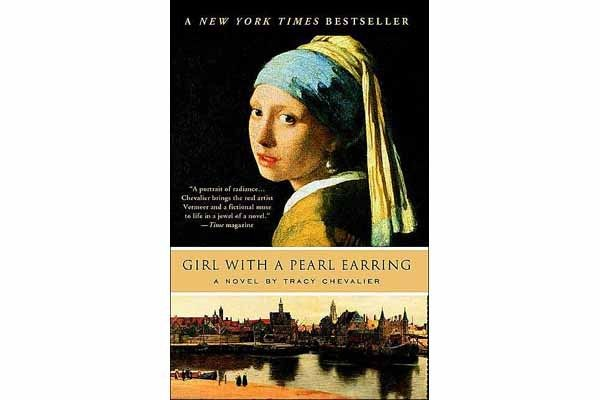 With The Pearl Earring By Tracy Chevalier Fin 7 6 18