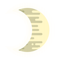 Crescent Moon Icon Moon Icon Crescent Moon Icon