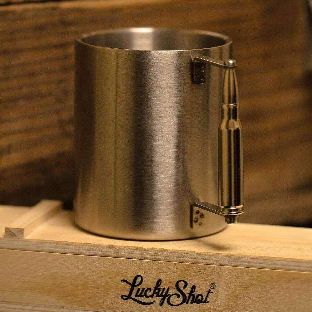 Coffee Mugs, Stainless Steel
