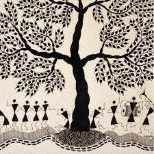 Warli Tree of Life ~