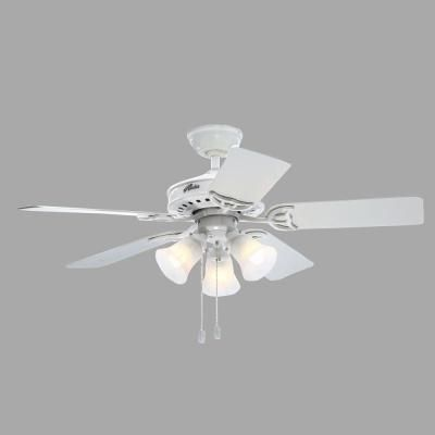 Hunter Stonington 46 in Indoor White Ceiling Fan Replacement Parts