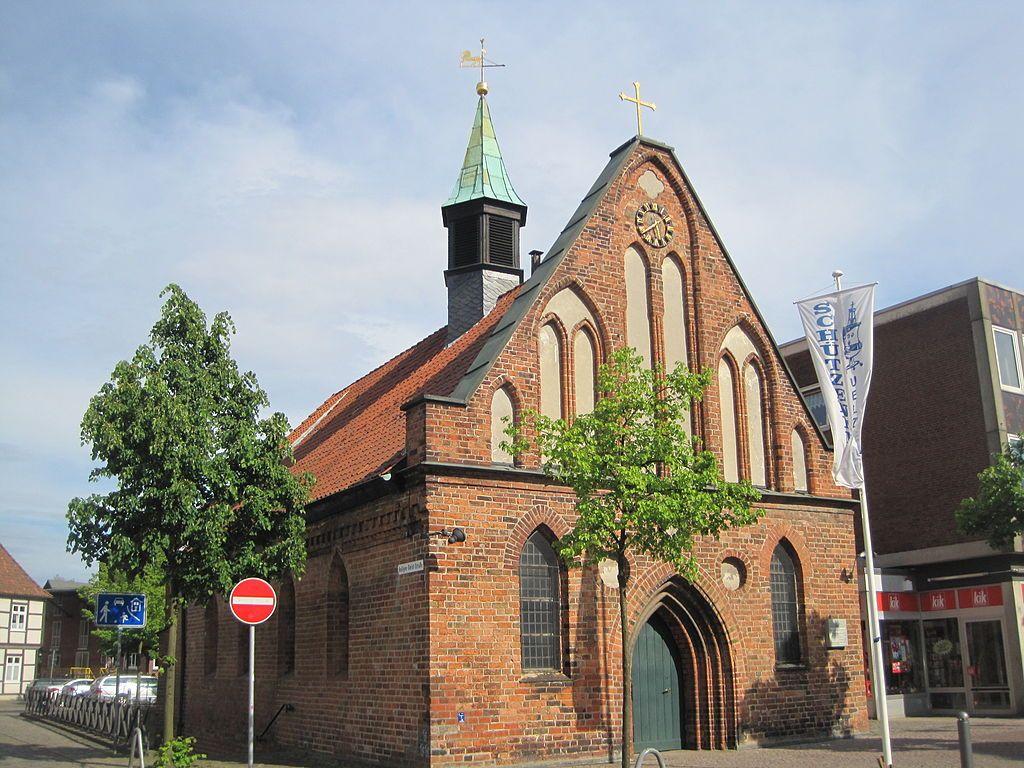 Heilig Geist Kapelle, Uelzen   Heiliger geist, Uelzen, Geister