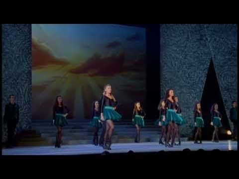 Riverdance, Opening Dance Scene with Colin Dunne, Radio City 1996