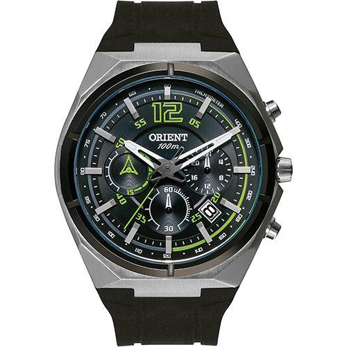 f0031107efc Relógio Masculino Orient Analógico Esportivo MBSPC030