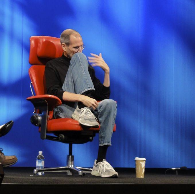 Steven Paul Jobs D8 1 June 2010