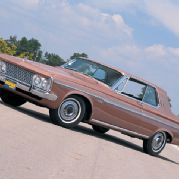 1963 Plymouth Sport Fury Max Wedge 426