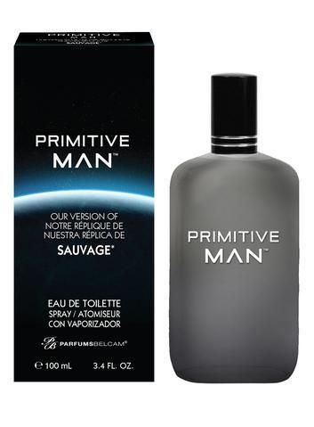 f45a5ef3e3e8 Primitive Man, Our Version of Sauvage by Dior  Eau de Toilette Spray ...