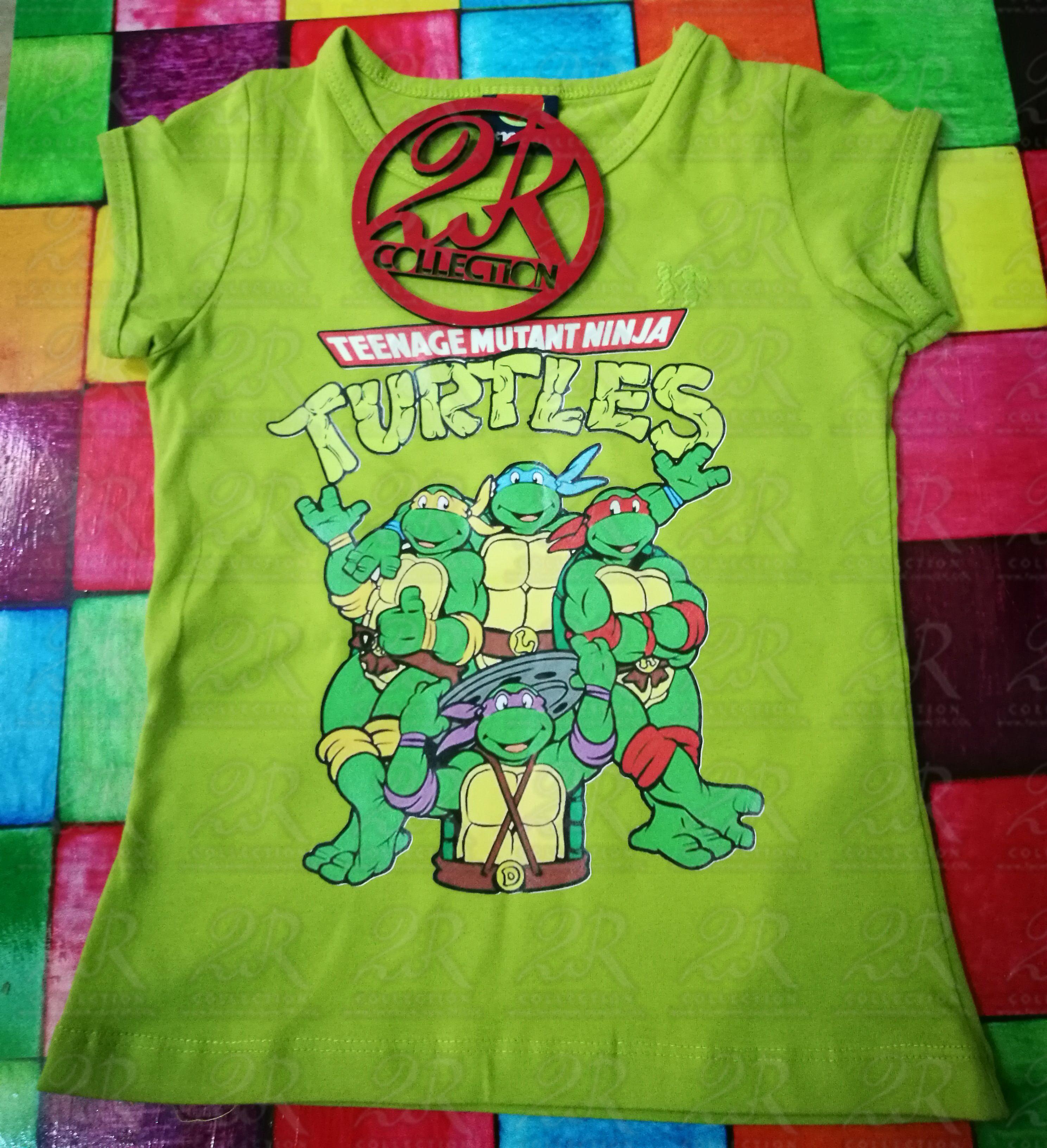 T Shirt Turtles تيشرت سلاحف نينجا Printed Shirts Mens Tshirts Mens Tops