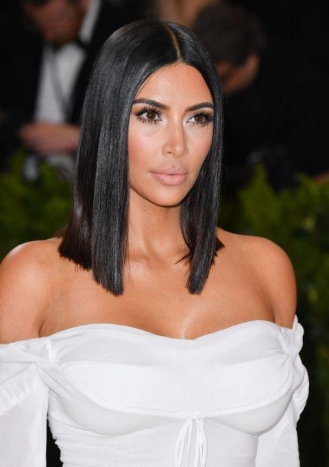 The Coolest Hair And Makeup Looks From The 2017 Met Gala Medium Hair Styles Kardashian Hair Hair Beauty