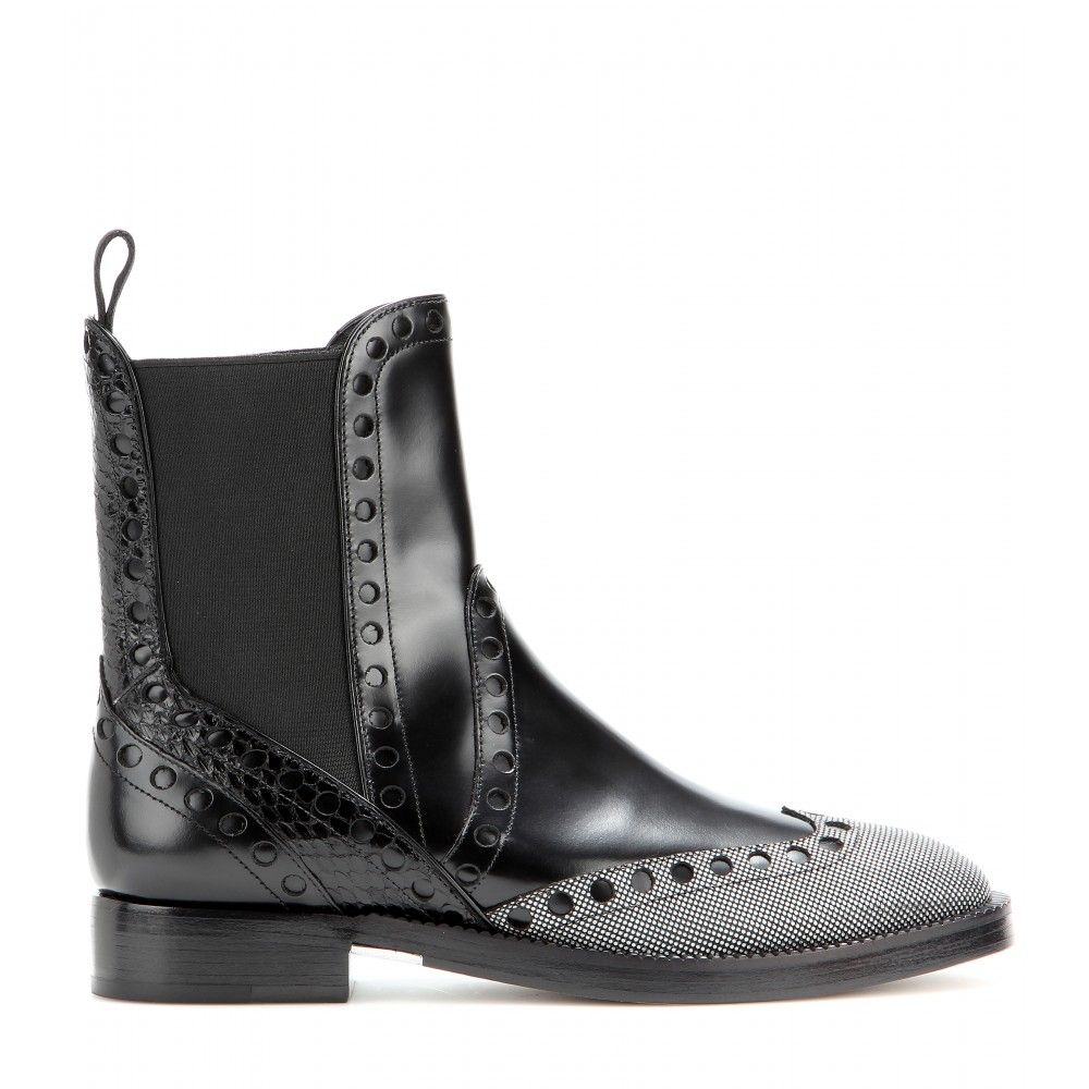 Alexander Wang - Chelsea boots   ♥ nothing but  boots   Pinterest 1822ac778a3
