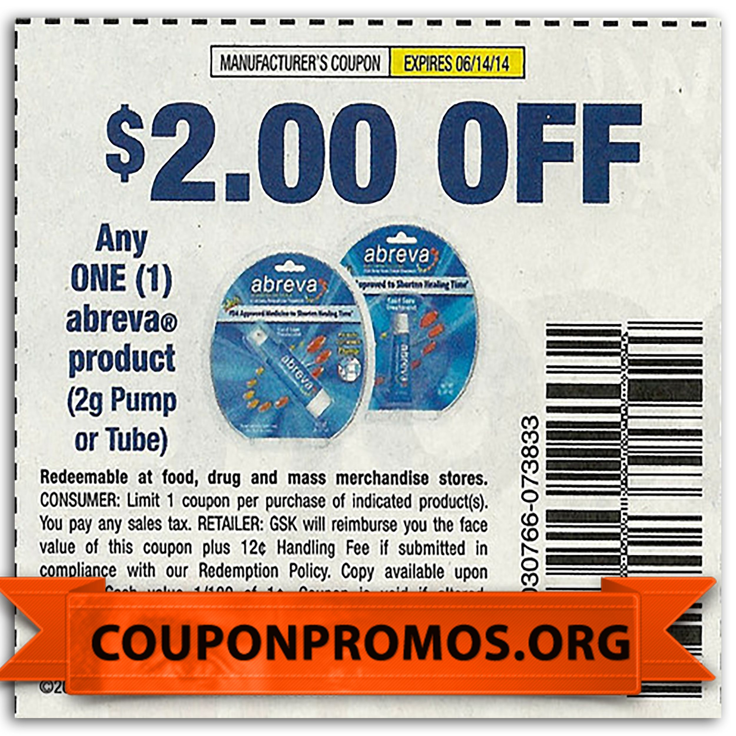graphic regarding Abreva Coupons Printable identified as absolutely free printable price cut coupon for abreva for December
