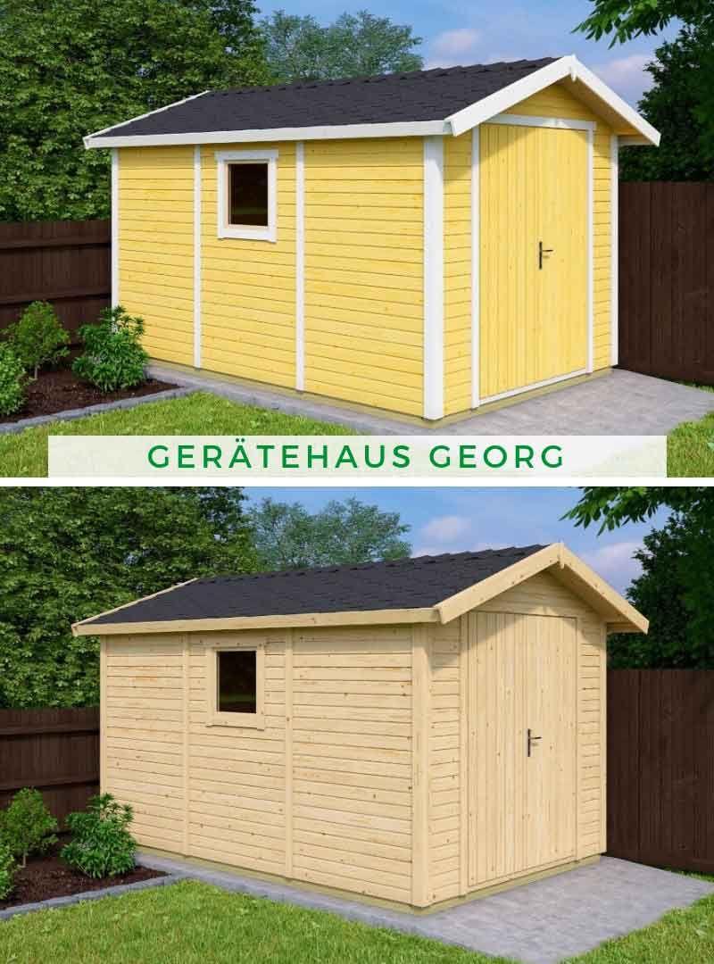 Gerätehaus Haus, Gerätehaus garten, Dachschindeln