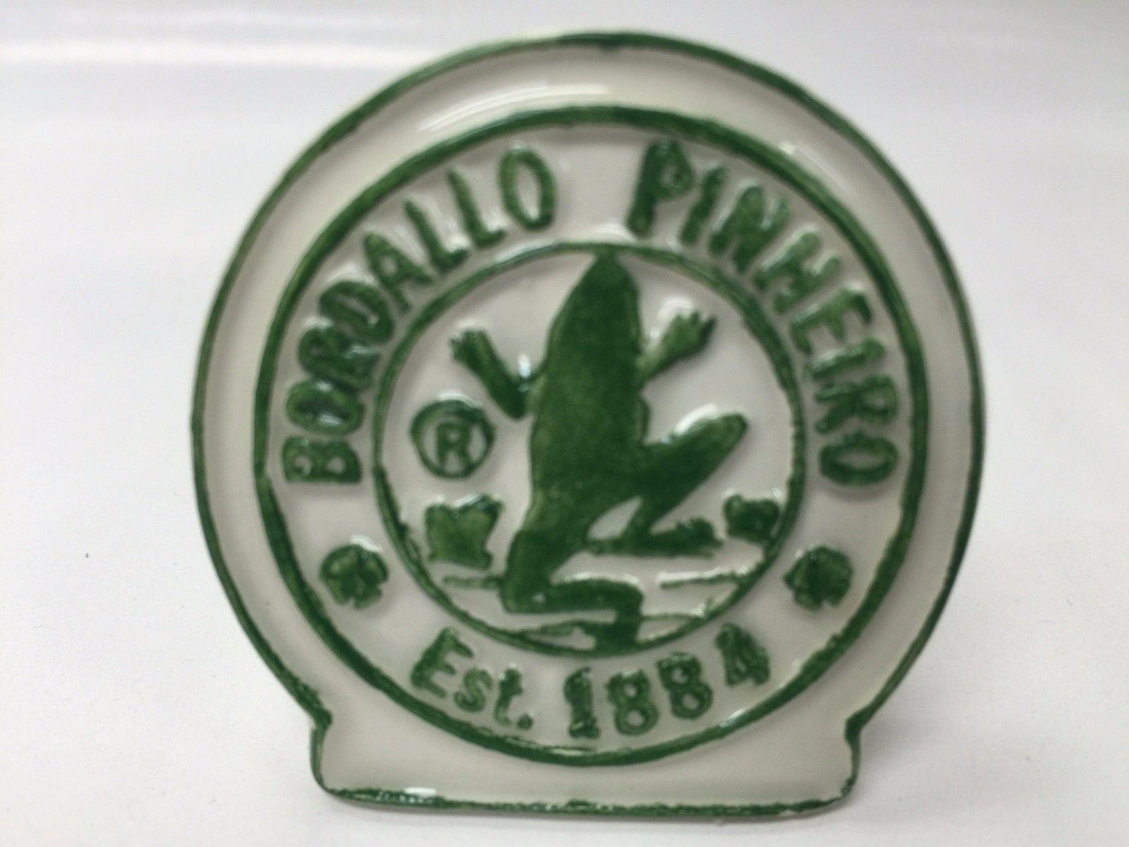Sardines By Bordallo Pinheiro Sardinha de Ceramica Made in Portugal
