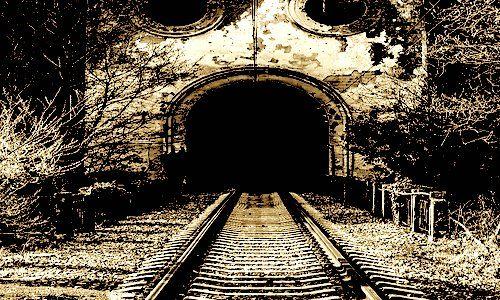 Der Tunnel Dürrenmatt