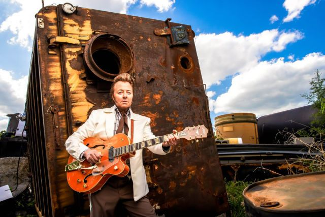 Brian Setzer The 5 Best Guitar Solos Ever With Images Guitar