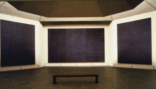 Mark Rothko The Artist S Reality Rothko Mark Rothko Chapel