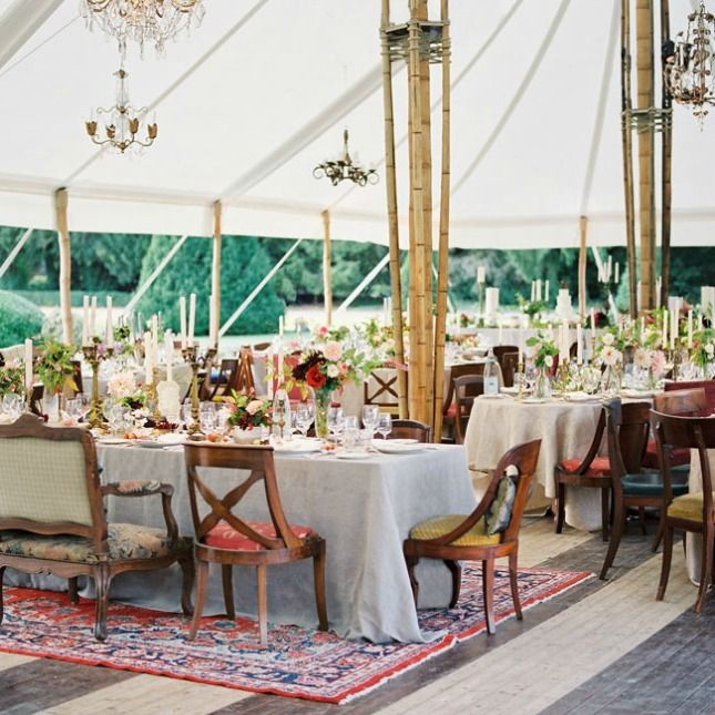 Set On Having A Wedding Tent After Your 14th Cable Viewing