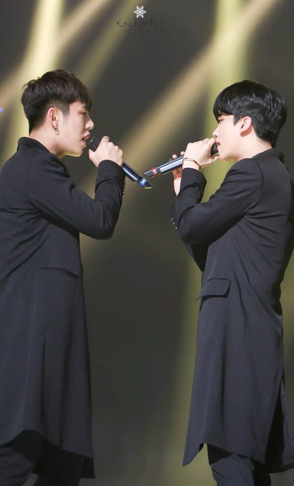Daehyun + Youngjae