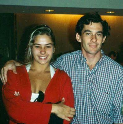 Ayrton Senna: As Férias de Adriane e Ayrton Senna no Taiti - Bora Bora