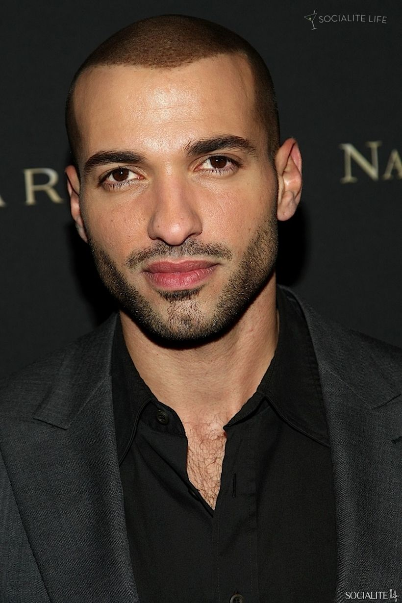 Pin on Portrait |Handsome Middle Eastern Actors