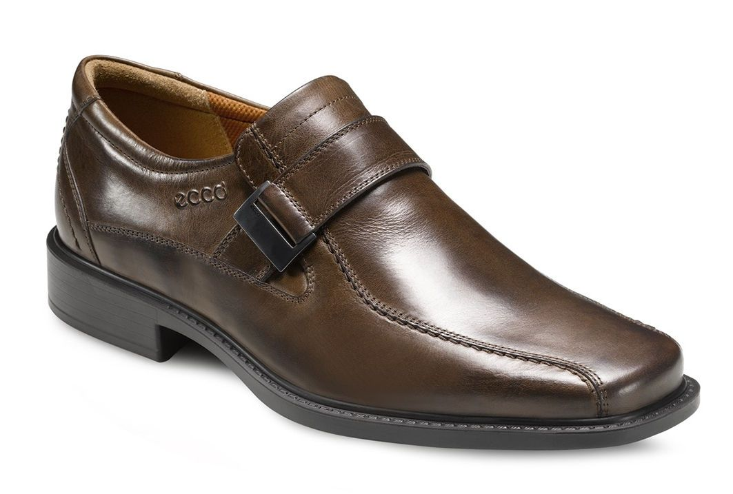 0ad66204dc New Jersey Slip On Buckle | Mens Dress Shoes | ECCO USA | Style ...