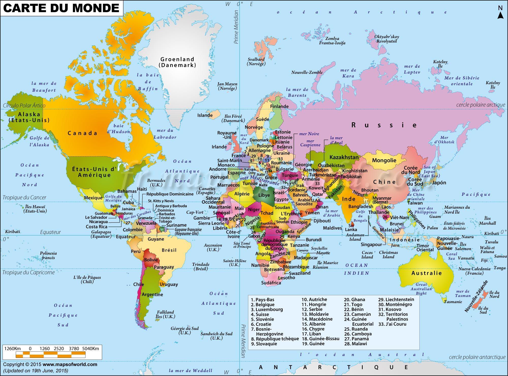 la-geographie-du-monde
