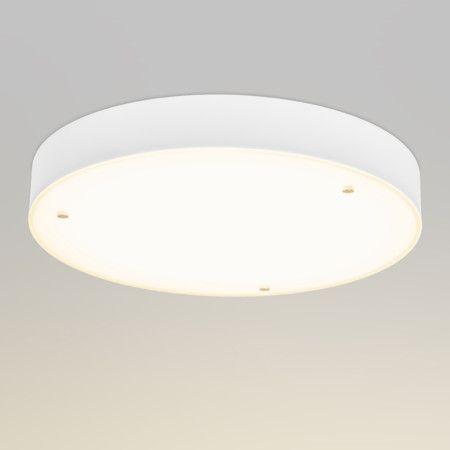 Plafón DREAM 50 redondo blanco - Preciosa lámpara de techo redonda