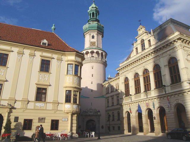 Sopron a világ egyik legszebb városa