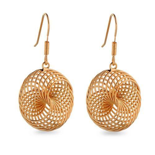 Jpf Simple And Elegant High End Earrings Female Korean Fashion Jewelry Cute Punk