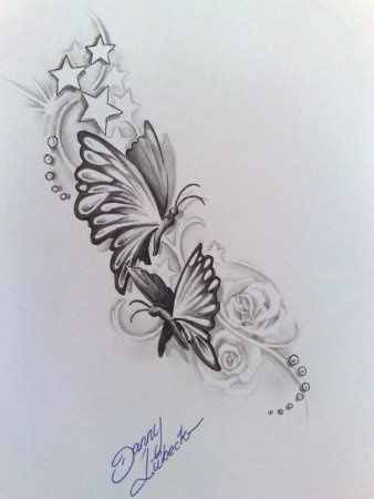 Photo of ART Body – Tattoo's – Tattoo Ideas Central » Blog Archive » butterfly tattoo -…