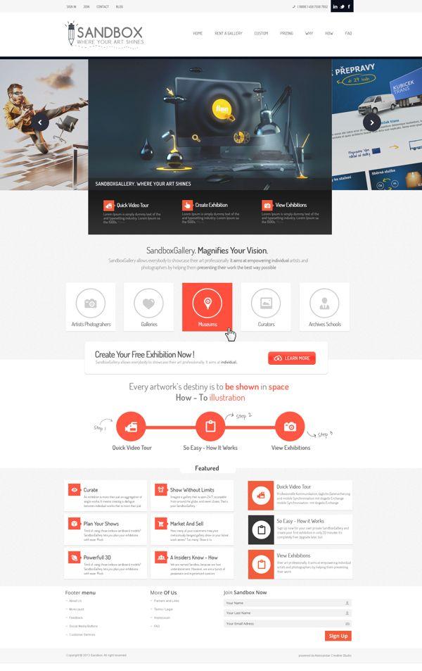 Weekly Web Design Inspiration #25