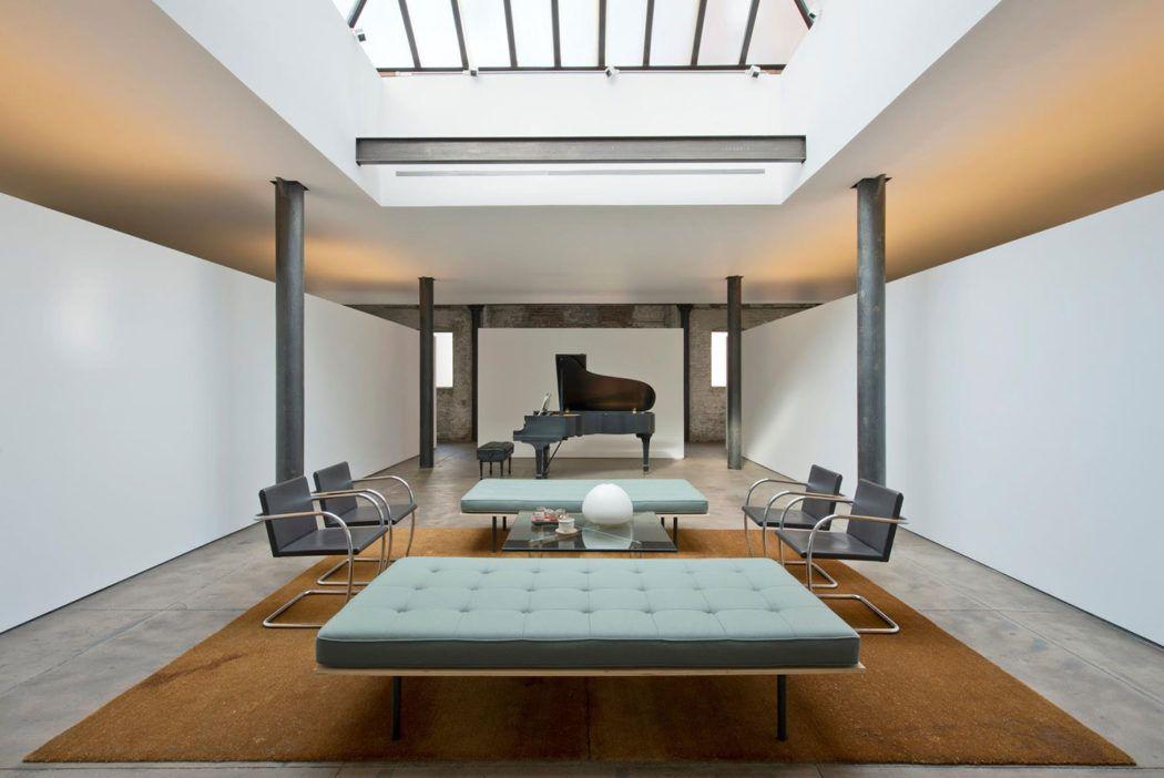 Minimalist concrete apartment lists for $11m in Manhattan ...