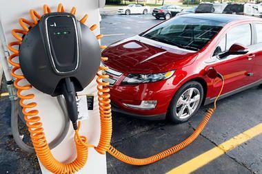 Chevy Volt Chevy Volt Green Technology Supercharger