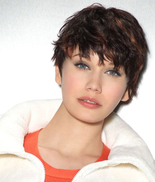 Haircut Fat Faced Women Beautiful Short Hairstyles For Faces