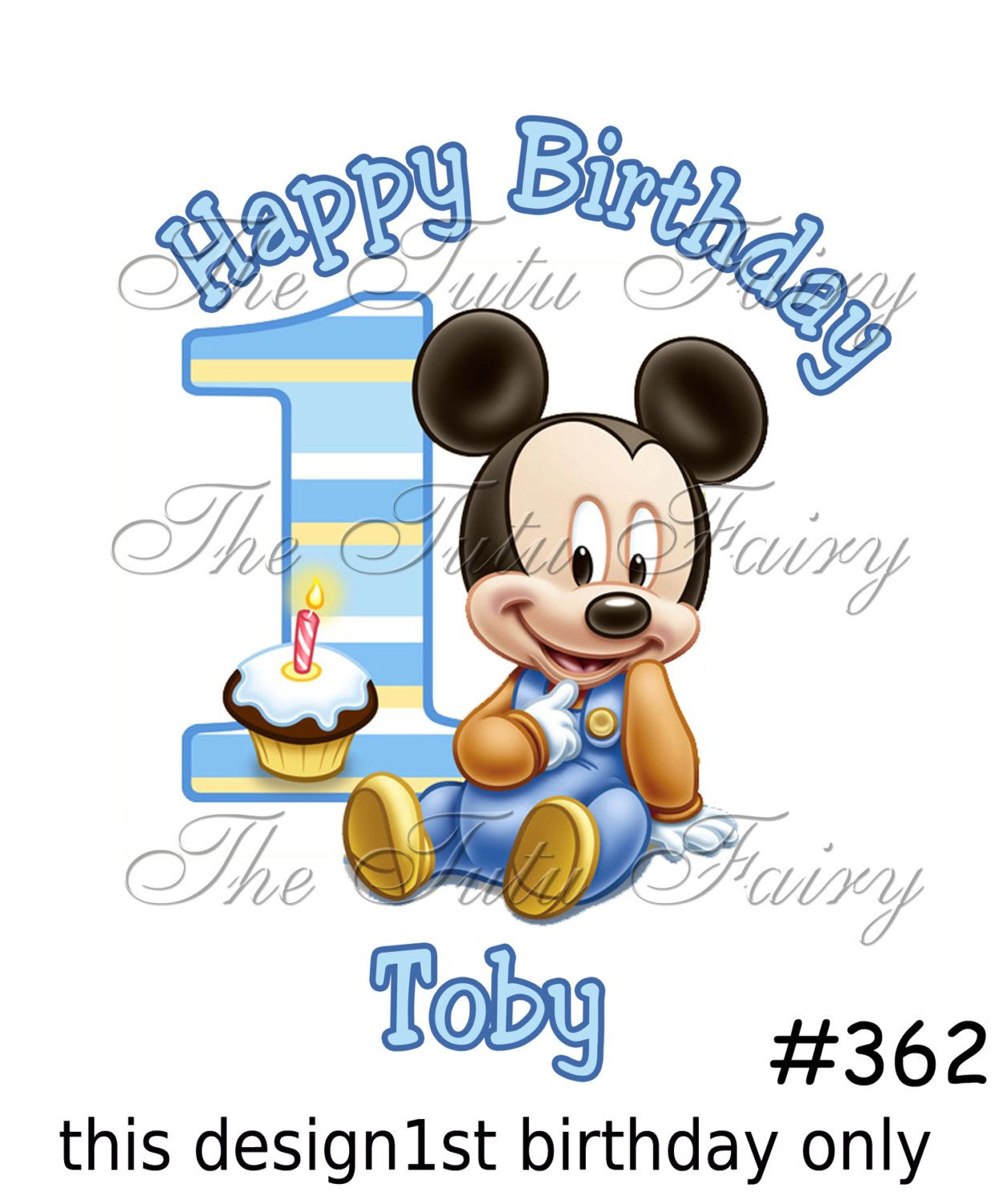 baby mickey mouse 1st first birthday shirt t shirt baby onezeebaby mickey mouse 1st first birthday shirt t shirt baby onezee personalized name $9 99, via etsy