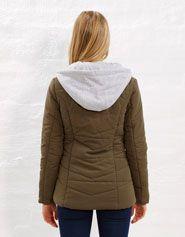 Twofer Puffer Jacket
