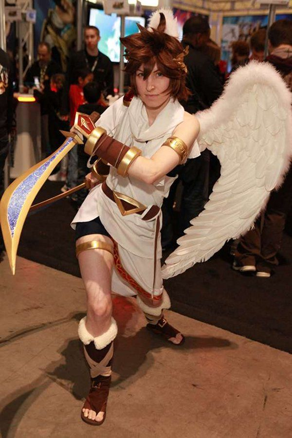 Pit Fom Kid Icarus Uprising Gotta Love 3 This Is My