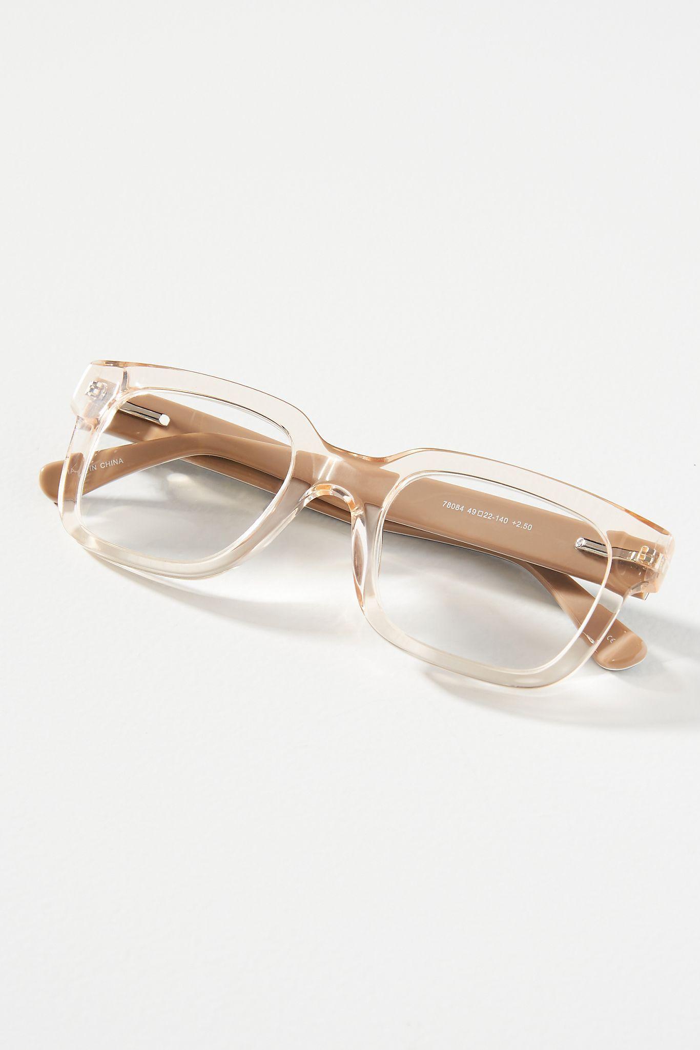 Shailene Reading Glasses Square Reading Glasses Unique Glasses Frames Reading Glasses