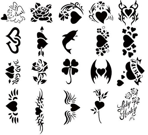 Start Your Tattoo Design: Create Your Own Temporary Tattoo Design
