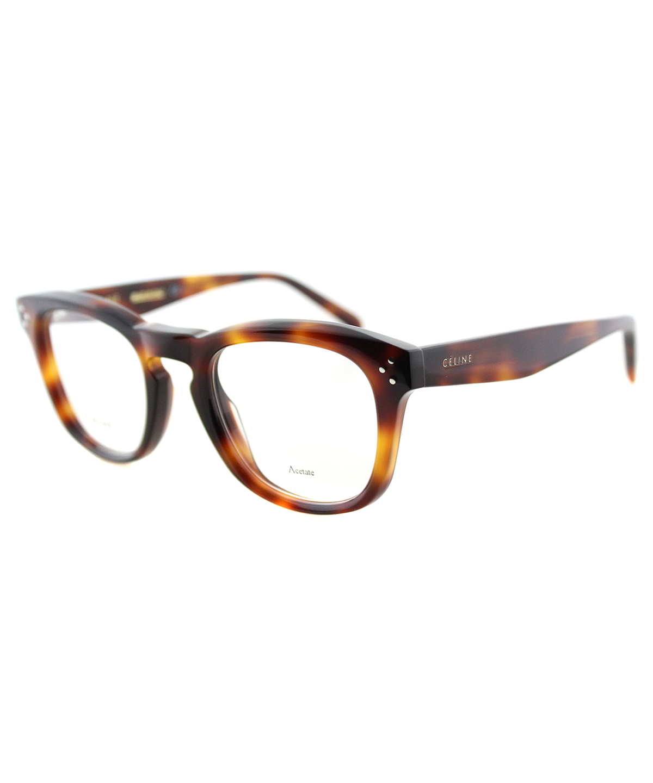 1ded62dc06d7 CELINE SQUARE PLASTIC EYEGLASSES .  celine  sunglasses