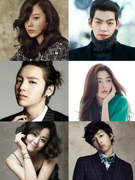 13 Korean Actors And Actresses Who Regret Turning Down Roles In Popular Dramas Korean Actors Korean Drama List Actors
